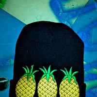 SWEET LORD O'MIGHTY! PINEAPPLE BEANIE
