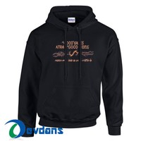 Good Values Attract Good People Hoodie Unisex Adult Size S to 3XL