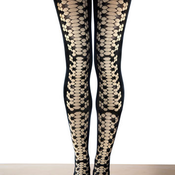 Jeanne d'Arc Tights