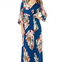 Galenka Maxi Dress - ShopSosie.com