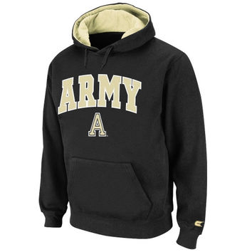Army Black Knights Black Automatic Hoodie