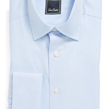 Best french cuff dress shirts products on wanelo for David donahue french cuff shirts