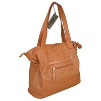 High Fashion 4266 Handbag Tote Womens Purses Brown ~