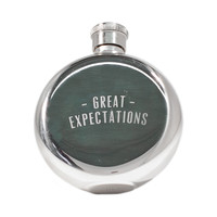 Great Expectations 3oz Flask