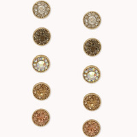 Mini Medallions Stud Set