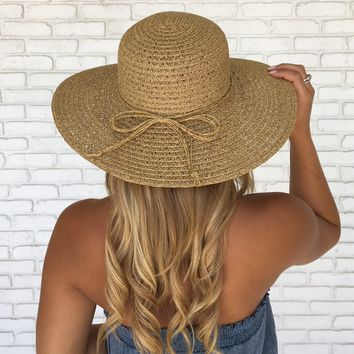 Seashore Straw Hat