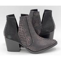 Tarim Booties- Black