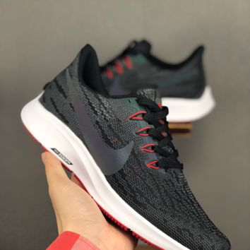 HCXX 19June 1229 NIKE AIR ZOOM VOMERO 14 Mesh Breathable Running Shoes