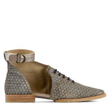 Free People Lucca Oxford Women's - Silver