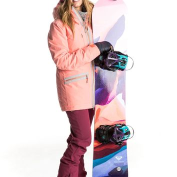 Torah Bright Ascend Snow Jacket 889351147332 | Roxy