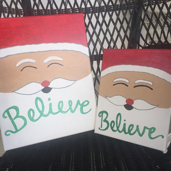 Believe in Santa!