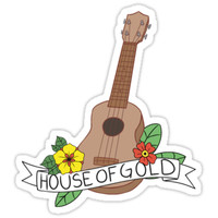 House Of Gold by allimarie0