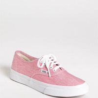 Vans 'Authentic Slim Van Doren' Sneaker | Nordstrom