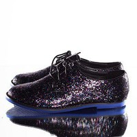 Kelley Bedazzled Oxfords