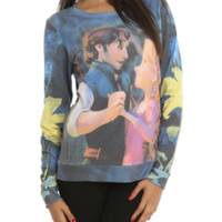 Disney Tangled Duo Dancing Girls Pullover Top