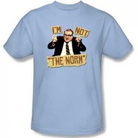 "Saturday Night Live ""I'm not the Norm"" Light Blue T-shirt - Saturday Night Live - 