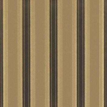 Ralph Lauren Wallpaper LWP65398W Friston Stripe Bronze