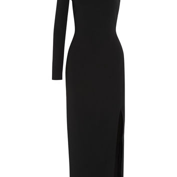 Tom Ford - One-shoulder stretch-cady gown