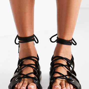 Dr. Martens Jasmine Ghillie Sandal | Urban Outfitters