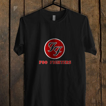 Foo Fighters Logo T Shirt Mens T Shirt and Womens T Shirt *