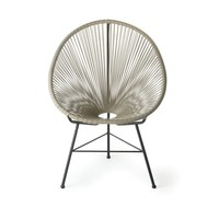 Bradley Papasan Outdoor Chair
