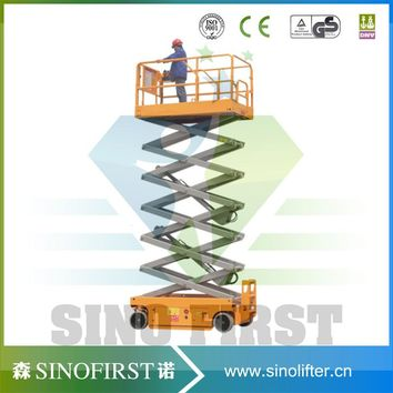 4-12M Automotive scissor lift