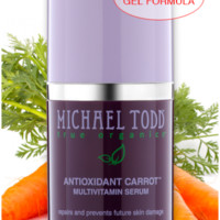 Michael Todd True Organics  - ANTIOXIDANT CARROT multivitamin serum