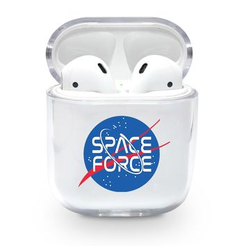 Space Force Airpods Case