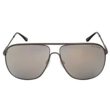 Tom Ford Dominic Aviator Sunglasses FT0451 09C 60