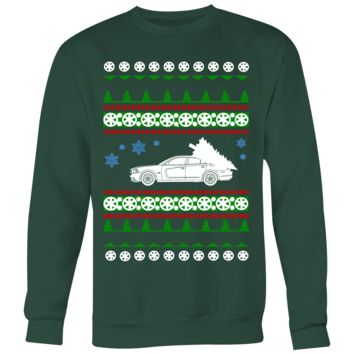 Dodge Charger SRT Hellcat Ugly christmas sweater, hoodie and long sleeve t-shirt