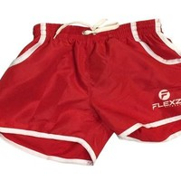 Gym Shorts ZYZZ Bodybuilding 2euros - Red