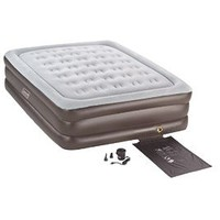 Coleman Quickbed Double-High Queen Airbed Sleeping