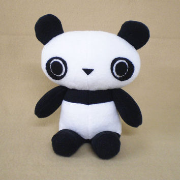 Panda Bear Stuffed Plush Toy Animal