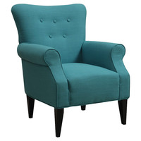 Lydia Tufted Arm Chair