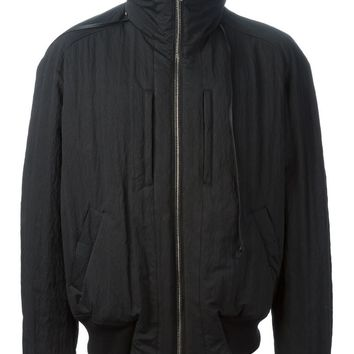 Damir Doma creased bomber jacket