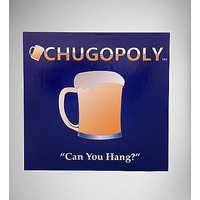 Chugopoly Drinking Game - Spencer's
