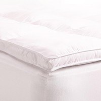 Queen size Down Alternative Mattress Topper