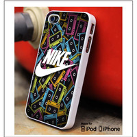 Nike Cassette Logo iPhone 4s iPhone 5 iPhone 5s iPhone 6 case, Galaxy S3 Galaxy S4 Galaxy S5 Note 3 Note 4 case, iPod 4 5 Case