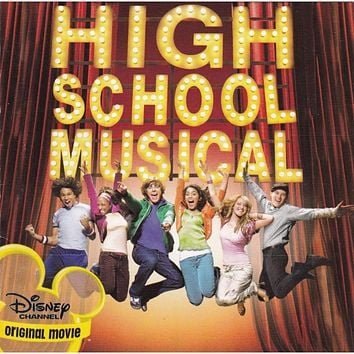 Soundtrack   High School Musical   Used CD
