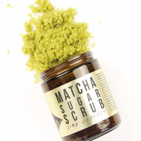 Sugar Body Scrub - Matcha Coconut and Lime