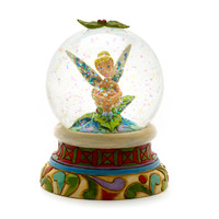 Tinker Bell Snow Globe By Disney Traditions | Disney Store