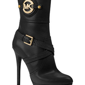 MICHAEL Michael Kors Boots, Stockard Booties - Shoes - Macy's