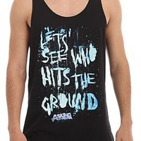 Asking Alexandria Hit The Ground Tank Top - 192518