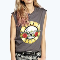 Guns N Roses Sleeveless Tank
