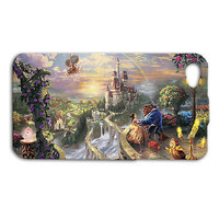 Cool Disney Beauty & the Beast Phone Case Cute iPhone iPod Custom Cover Fun