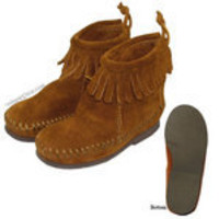 Minnetonka Moccasin Youth Boots on sale for $27.95 at Hippie Shop