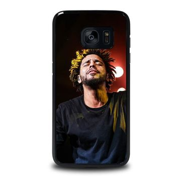 J. COLE Samsung Galaxy S7 Edge Case Cover