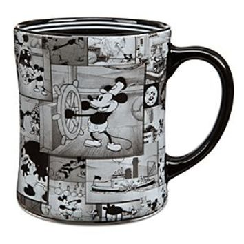 Mickey Mouse ''Steamboat Willie'' Mug | Disney Store