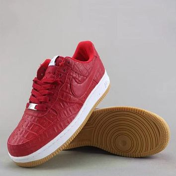 Trendsetter Nike Air Force 1 07 Fashion Casual Low-Top Old Skoo eef3e9d25588