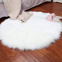 Soft Artificial Sheepskin Rug